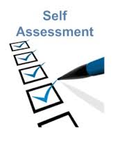 Self-assessment Processes - Self Assessment PNG