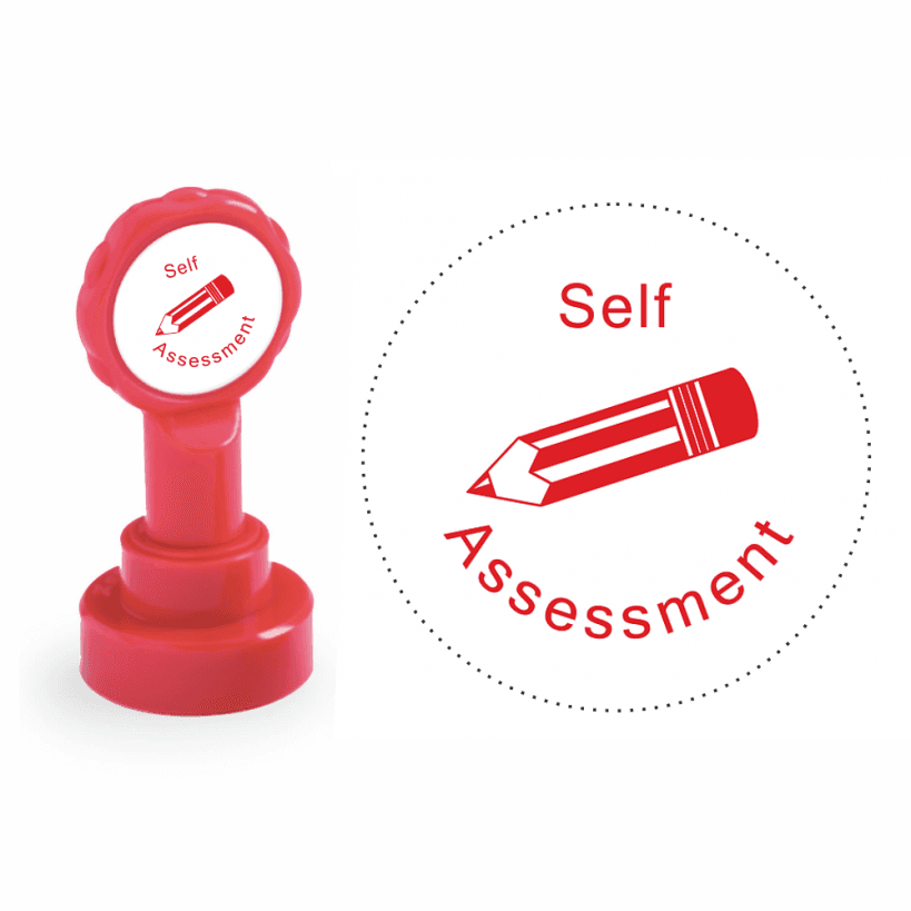 Xclamation Self Assessment Stamp - Self Assessment PNG