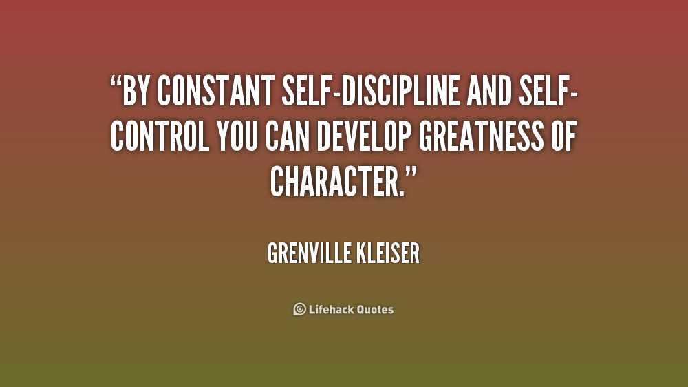 from myquotesclub pluspng.com - Self Discipline PNG