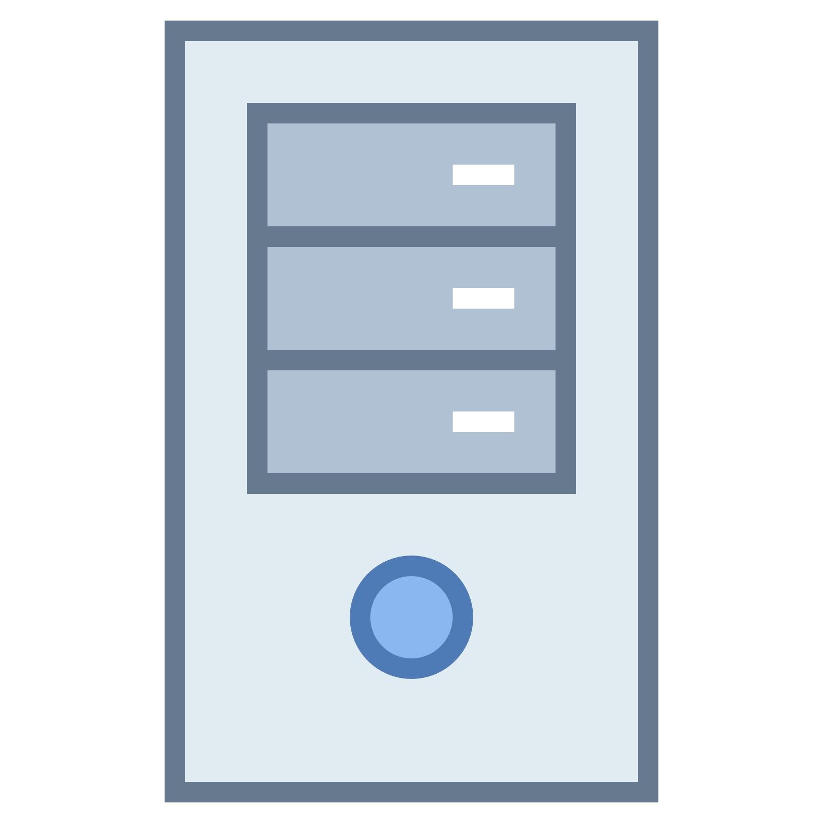 Server icon - Server PNG