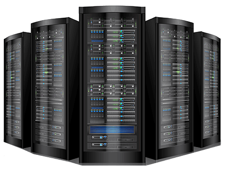 Standard Web Hosting plan on Dedicated Server - Server PNG