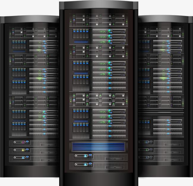 vector computer server, Server, Cartoon Server, Vector Server PNG and Vector - Server PNG