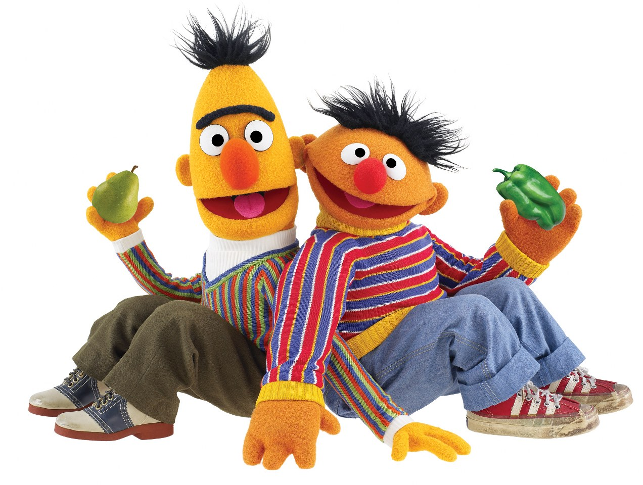 Sesame Street Characters PNG - 85944