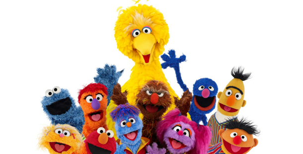 Sesame Street Characters PNG - 85935