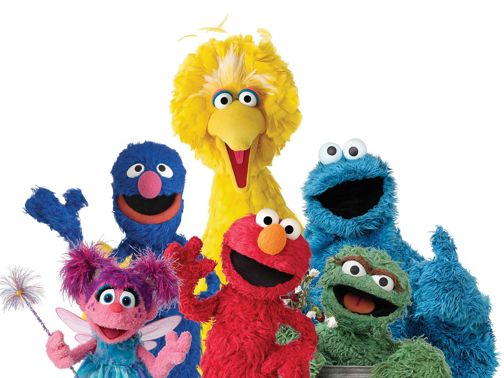 Sesame Street Characters PNG - 85936