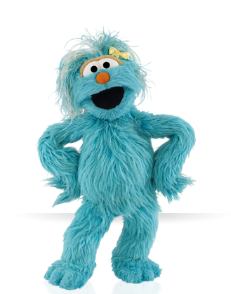 File:Rosita pose.png - Sesame Street Characters PNG