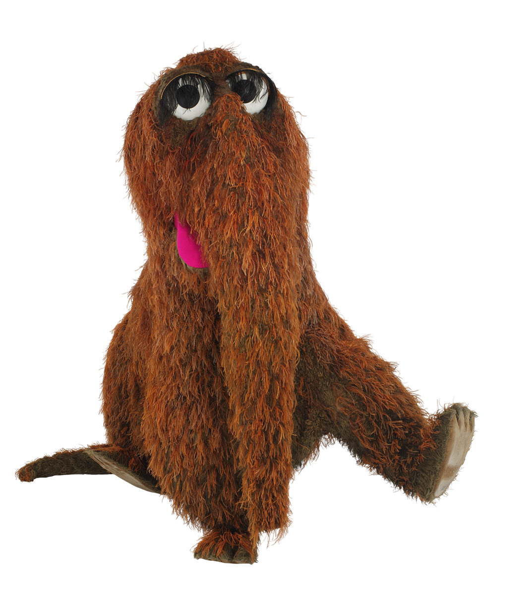 Tumblr-SnuffyDancing.png - Sesame Street Characters PNG
