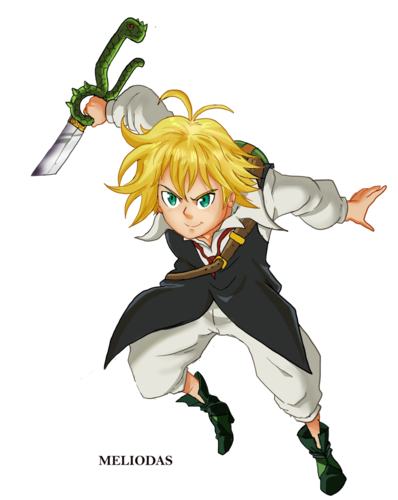 The Seven Deadly Sins wallpaper called IMG 3702.PNG - Seven HD PNG