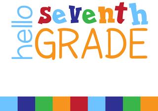 Seventh Grade PNG - 85977