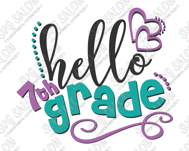 Seventh Grade PNG - 85974
