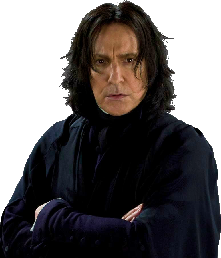Severus Snape PNG - 5016