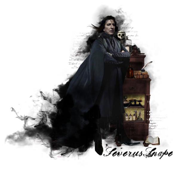 Severus Snape PNG - 5026