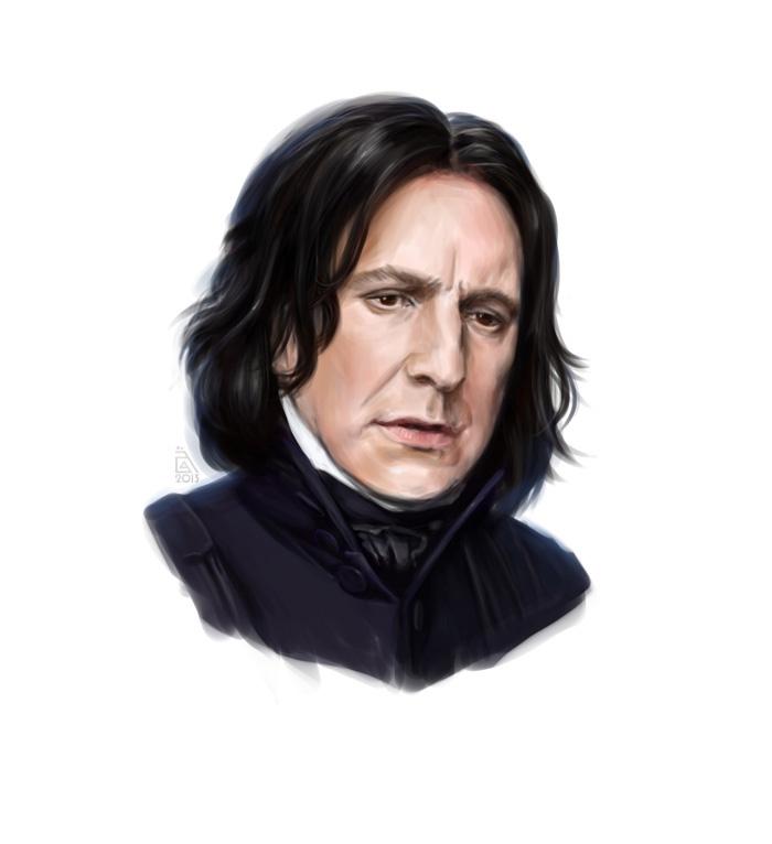 Severus Snape PNG - 5019