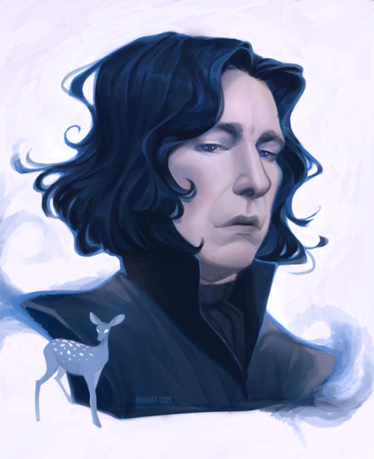 Severus Snape PNG - 5021