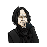 Severus Snape PNG - 5018