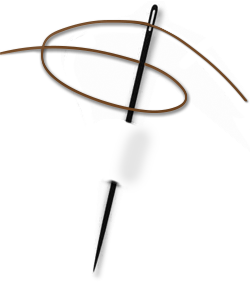 Sewing Needle PNG HD-PlusPNG.com-250 - Sewing Needle PNG HD