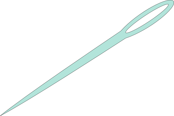 PNG: small · medium · large - Sewing Needle PNG HD