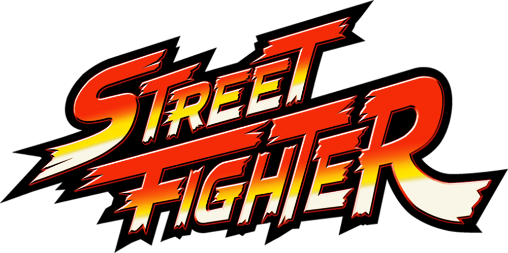 SF Logo.png - Street Fighter PNG