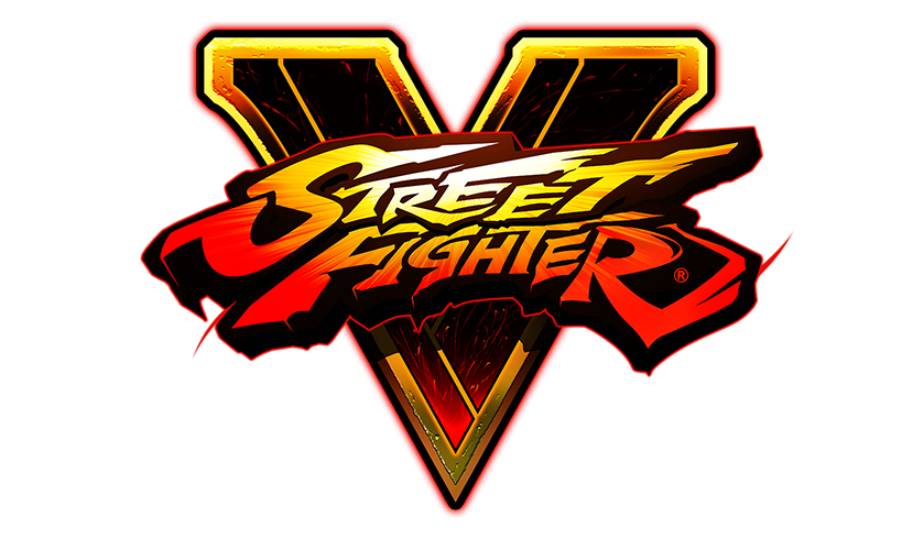 Sf5logo.png - Street Fighter PNG
