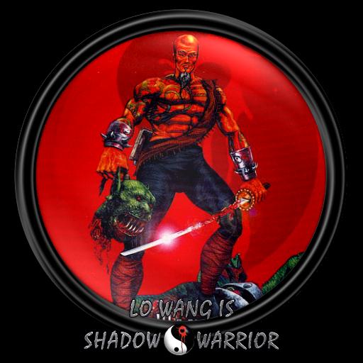 512x512 pixel - Shadow Warrior HD PNG