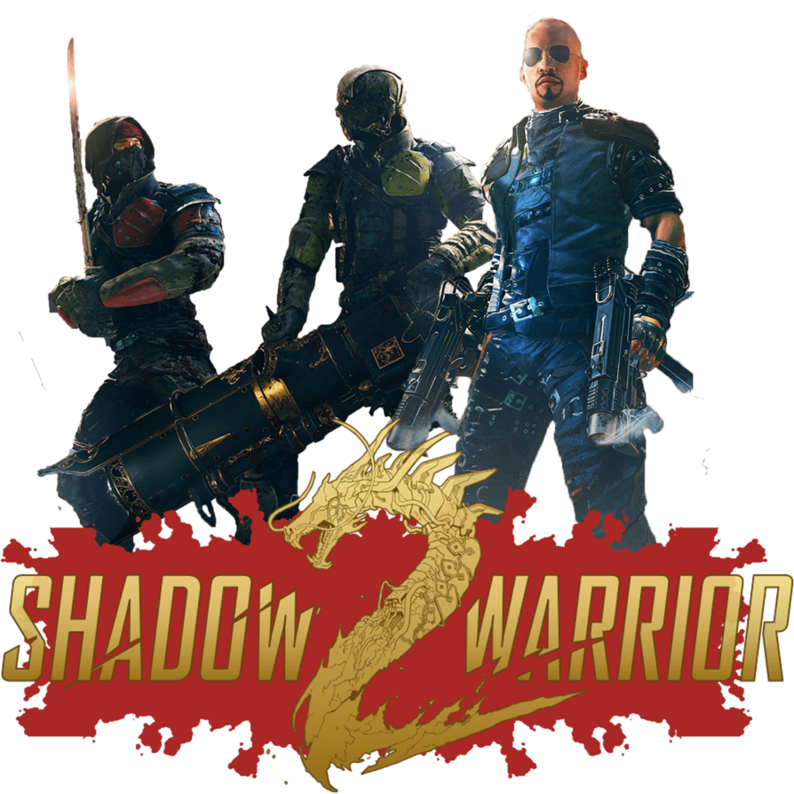 Shadow Warrior 2 - Game Icon by deepdasg PlusPng.com  - Shadow Warrior HD PNG