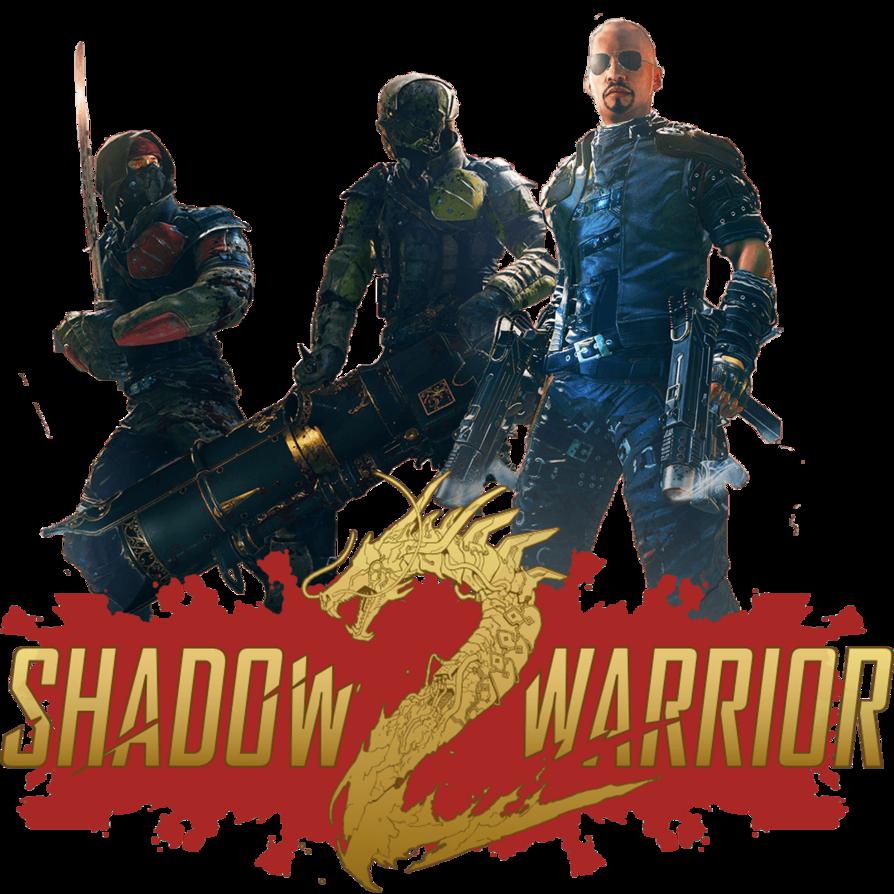 Shadow Warrior 2 - Game Icon by deepdasg PlusPng.com  - Shadow Warrior HD PNG