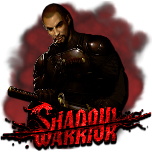 Shadow Warrior (2013) v2 by POOTERMAN PlusPng.com  - Shadow Warrior HD PNG