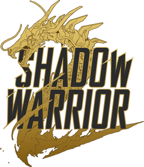 File:Shadow Warrior 2 logo.png - Shadow Warrior PNG