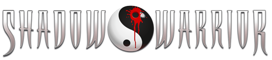 File:Shadow Warrior series logo.png - Shadow Warrior PNG