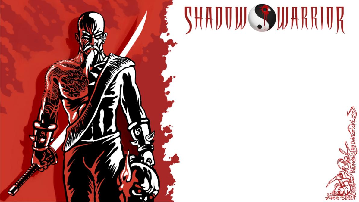 Shadow Warrior menu background by Polymental69 PlusPng.com  - Shadow Warrior PNG
