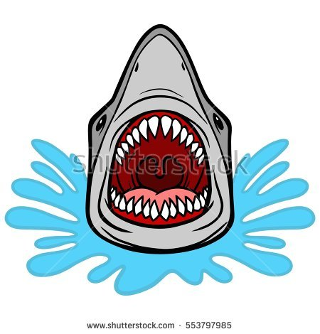 450x470 Shark Bite Mark Clipart - Shark Bite Mark PNG