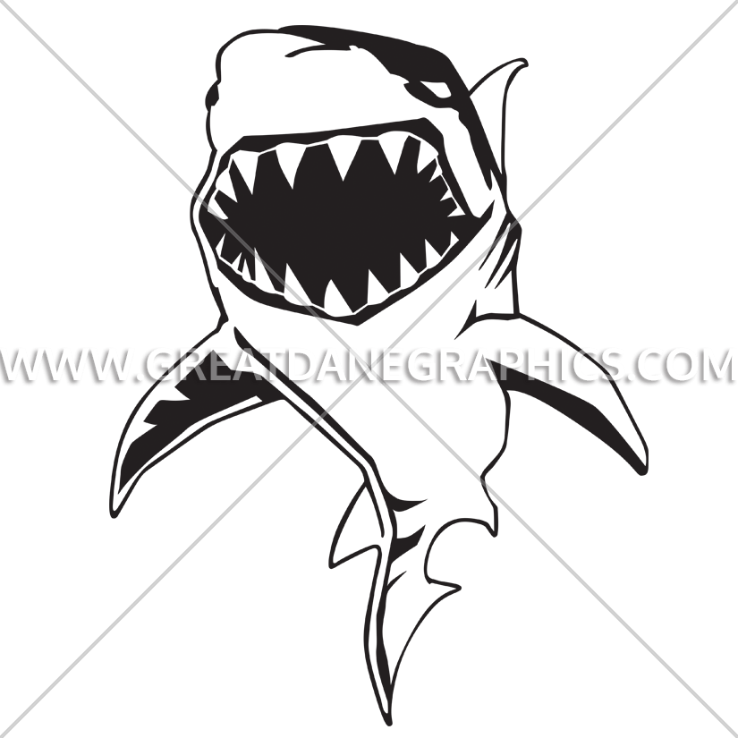 825x825 Shark Bite Production Ready Artwork for T Shirt Printing - Shark Bite Mark PNG