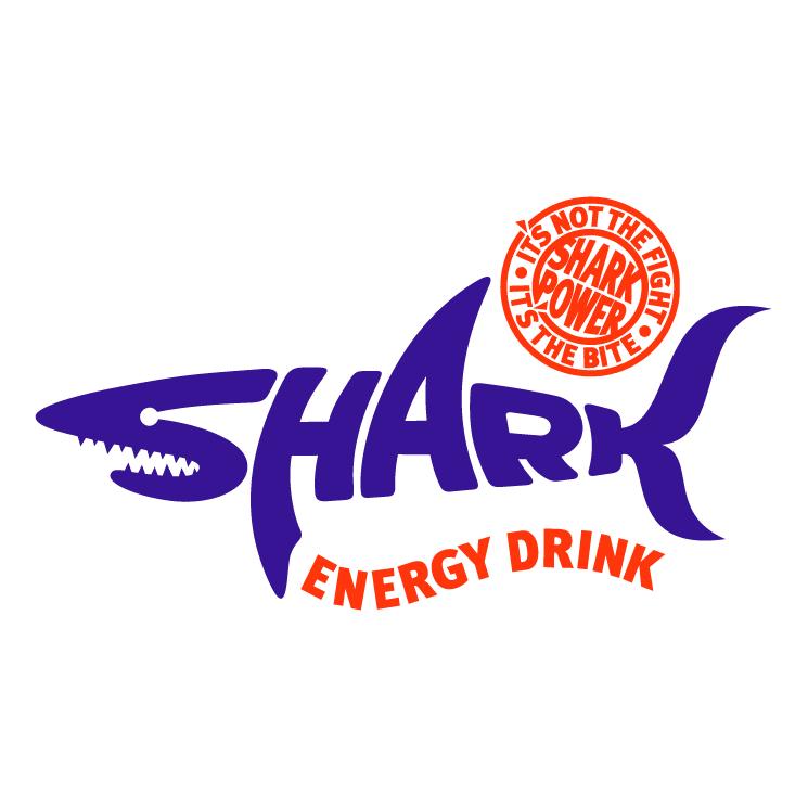 Shark energy drink free vector - Shark Energy PNG