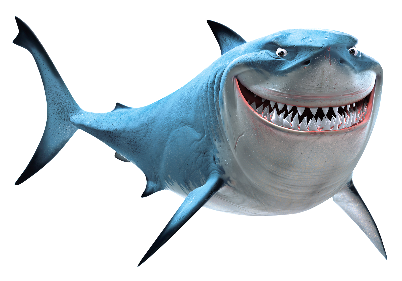 Image - Bruce the Great White Shark.png | EX515 Wiki | FANDOM powered by  Wikia - Shark PNG