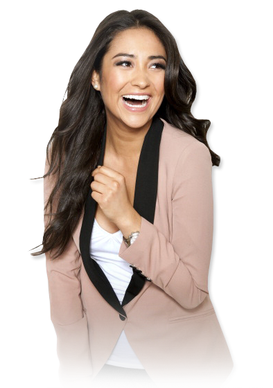 Shay Mitchell PNG-PlusPNG.com-394 - Shay Mitchell PNG