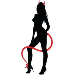 Female Devil Cliparts #2760209 - She Devil PNG