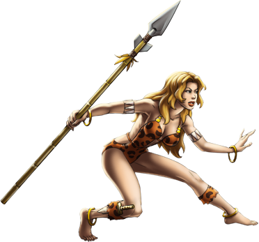 File:Shanna the She-Devil-Classic-iOS.png - She Devil PNG