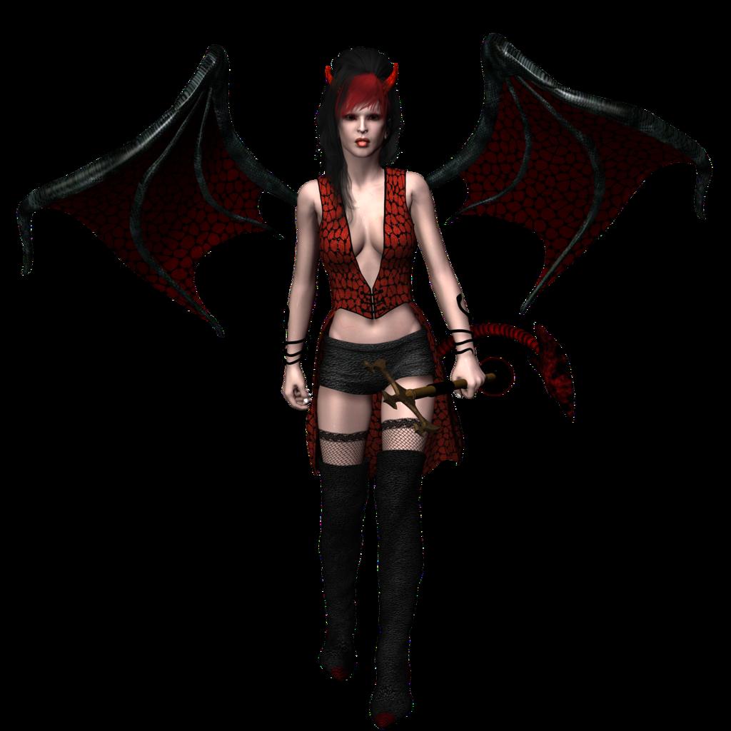 She Devil by BrokenWing3dStock She Devil by BrokenWing3dStock - She Devil PNG