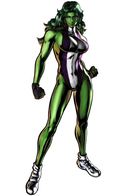 She Hulk PNG - 27683