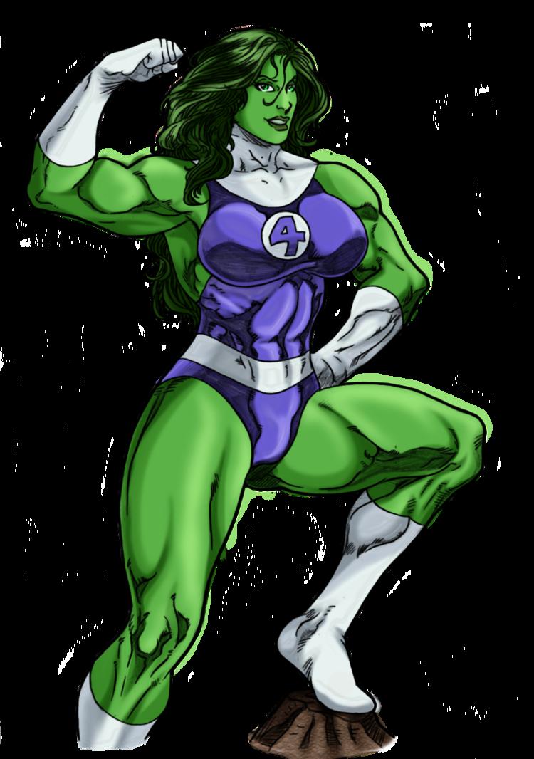 She Hulk PNG - 27685