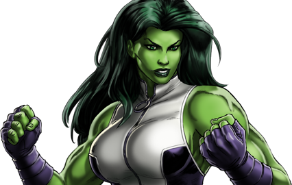 She Hulk Transparent Background - She Hulk PNG