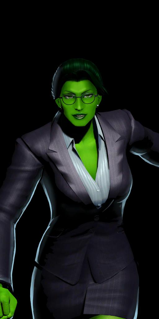 She Hulk PNG - 27696