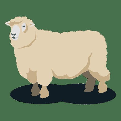 Sheep Wool Animal Transparent PNG - Sheep And Wool PNG