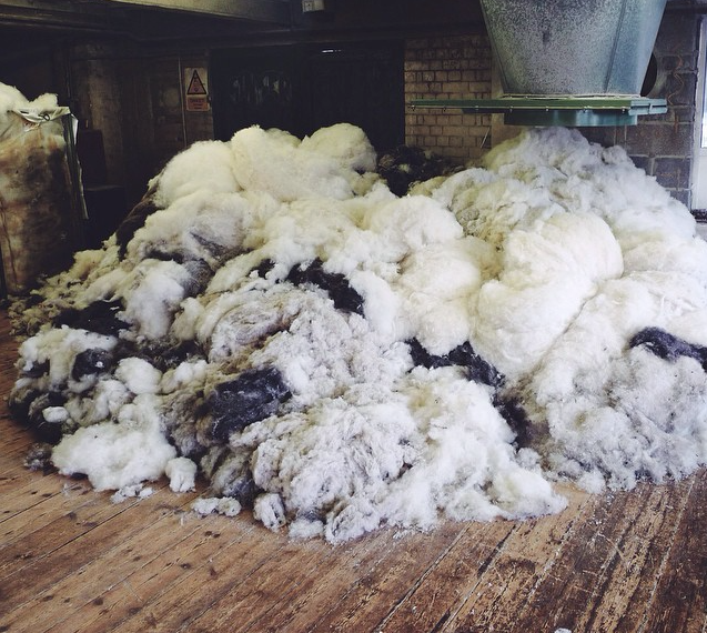 Supply of Hemsbury wool far outweighed demand and tons were going to waste. - Sheep And Wool PNG