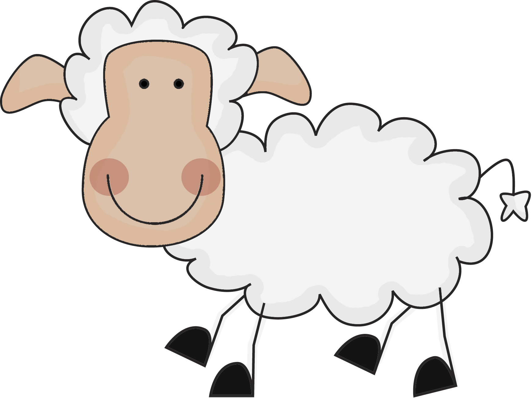 Sheep PNG - 6534