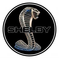 Ford Mustang; Logo of Mustang Shelby - Shelby Logo PNG