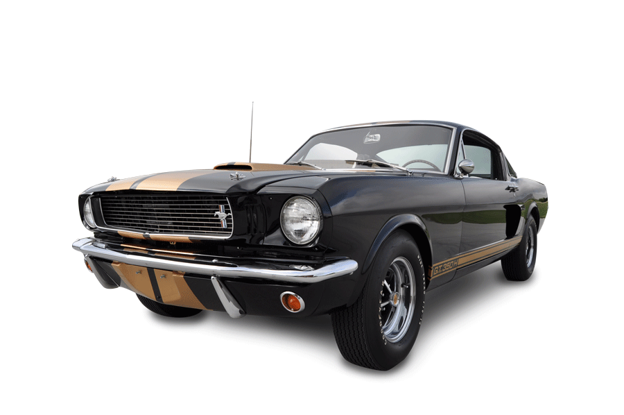1966d_shelby_GT_350_. - Shelby PNG