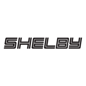 Free Vector Logo Shelby - Shelby PNG