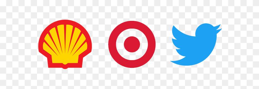 Brandmark Logos, Shell Logo, Target Logo, Twitter Logo, Logo Pluspng.com  - Shell Logo PNG