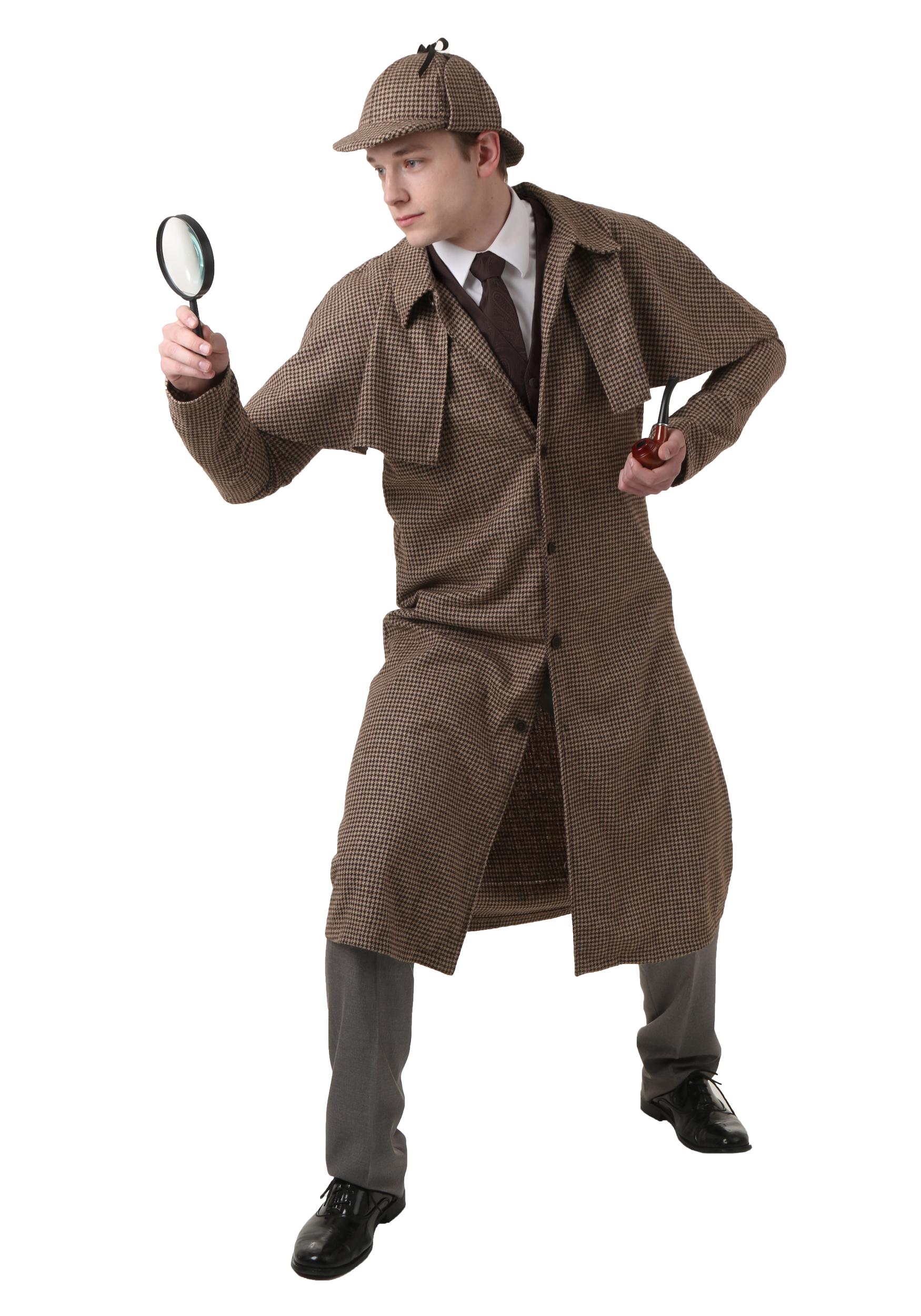 Sherlock Holmes HD PNG-PlusPNG.com-1750 - Sherlock Holmes HD PNG